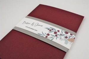 Warm Berry Pocketfold
